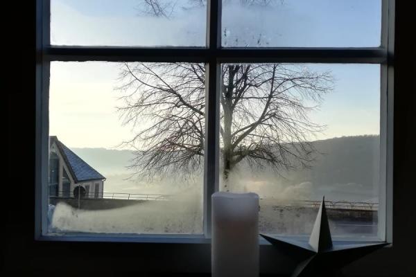 Stimmung im Dezember - Bild vom Gast Domke- Danke