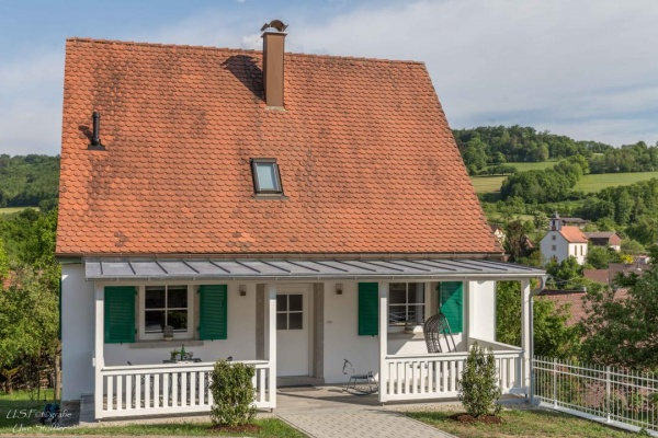 Ein Ferienhaus zum Tagträumen und geselligen Beisammensein