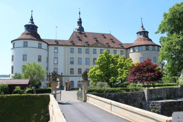 Apartment Lindenplatz am Schloss Langenburg