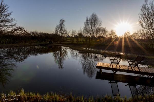 Traumhafter See zur alleinigen Nutzung