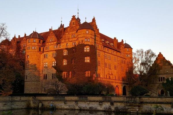 Schloss Neuenstein - Bildrechte Heinrich Brehm