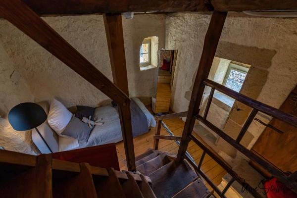Das Daybed in der ersten Etage