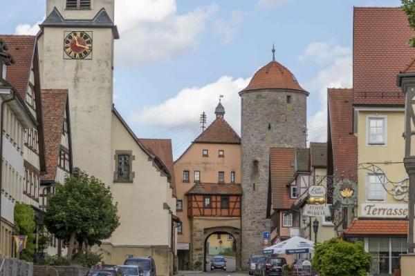 Luftkurort Stadt Langenburg