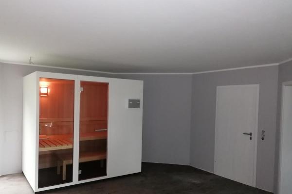 Traumhafte Sauna von Klafs