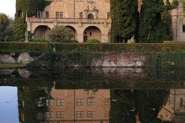 Schloss Neuenstein. Bildrechte Heinrich Brehm