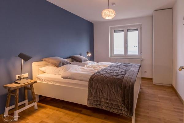 Schlafen Sie schön - Insgesamt stehen vier Schlafzimmer zur Verfügung