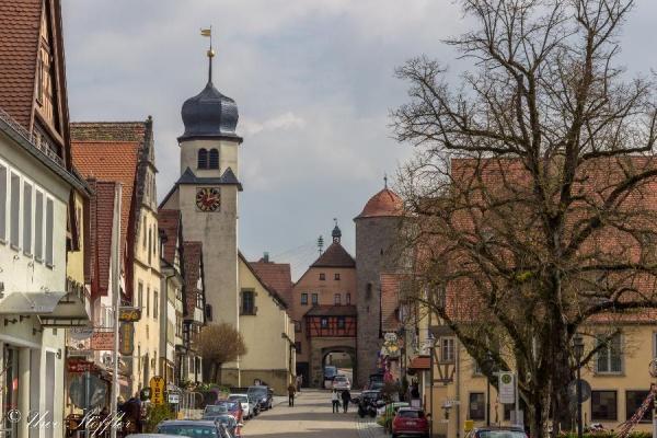 Historisches Städtchen Langenburg