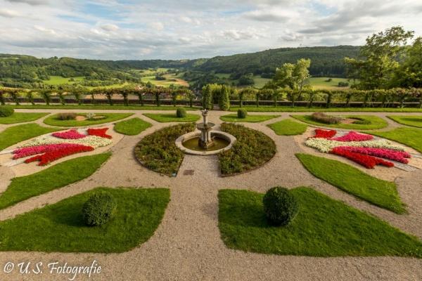Traumhafter Barockgarten