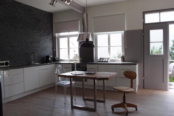 Im offenem Wohnkonzept gehen alle Räume fließend inneinander über.