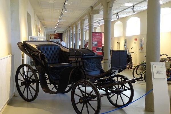 Besuchen Sie das Deutsche Automuseum