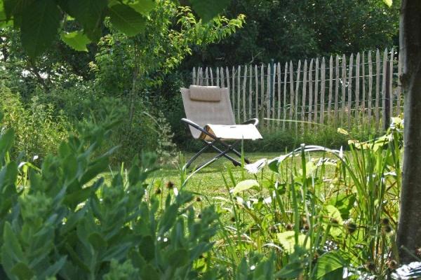 Traumstunden im Garten