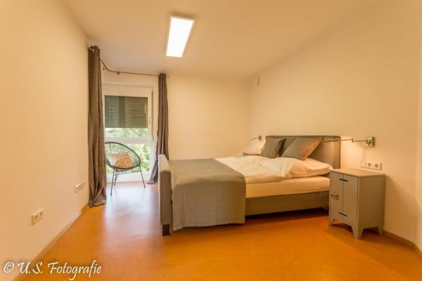 4 Schlafzimmer stehen zur Verfügung