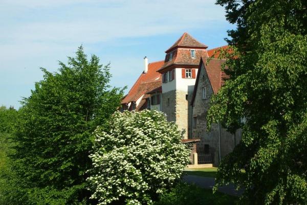 Herzlich willkommen im historischem Spital in Öhringen