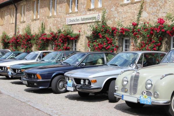 Deustches Automuseum in Langenburg