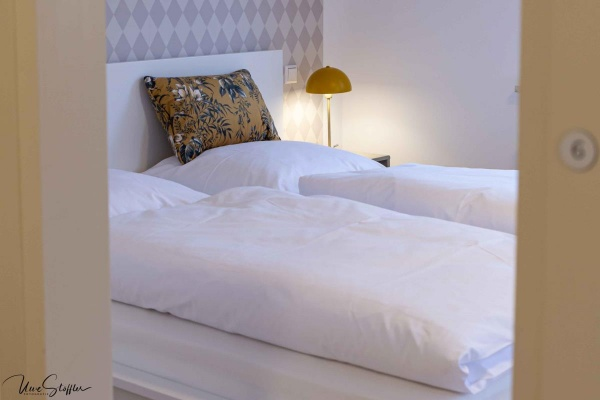 Schön schlafen - 5 stilvolle Schlafzimmer mit je einem Doppelbett