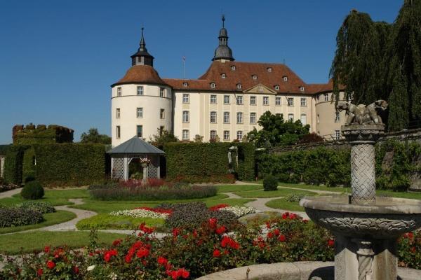 Sommerliche Residenz
